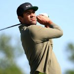 Tony Finau at 2021 Zurich Classic