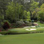 No. 12 at Augusta National
