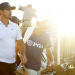 Brooks Koepka is in contention at Kiawah.