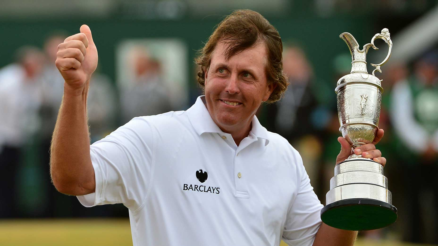 Phil Mickelson majors A brief history of Mickelsons major titles rom Augusta National allthe those