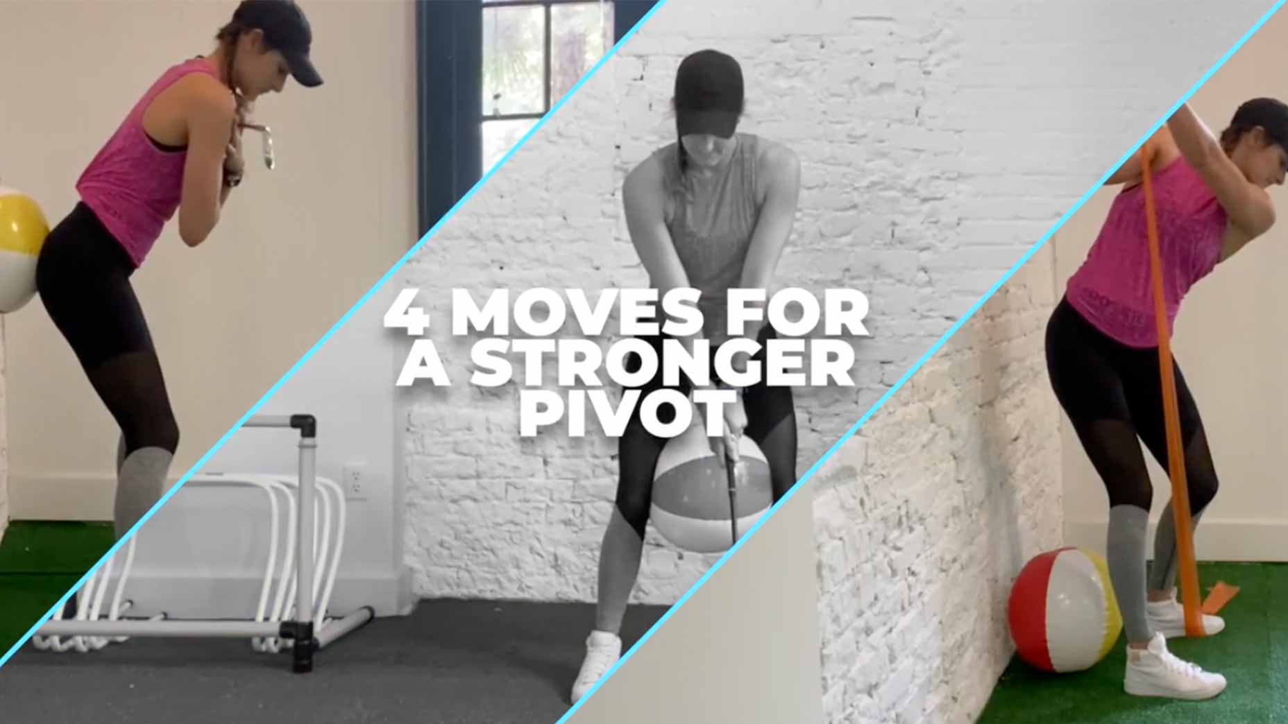 Your pivot is arguably the most important part of your swing.