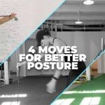 Improving your posture will help you improve your golf swing.