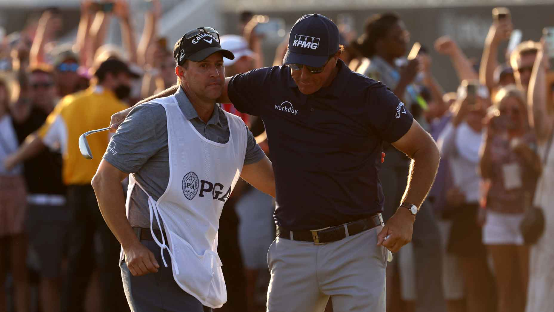 Phil Mickelson Tim Mickelson