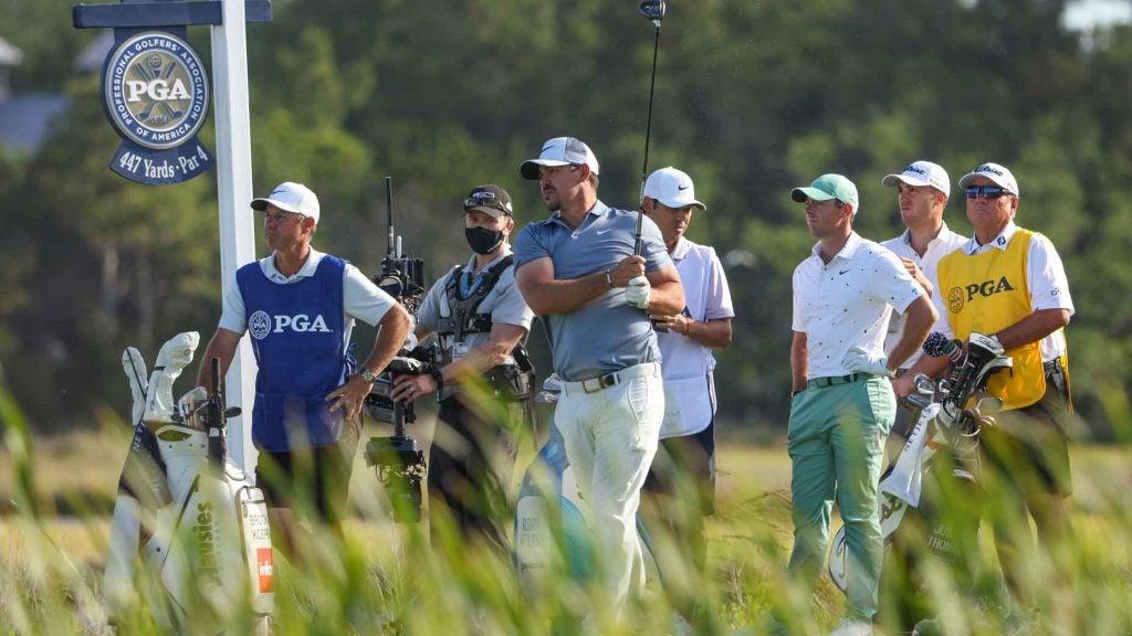 Brooks Koepka at 2021 PGA Championship