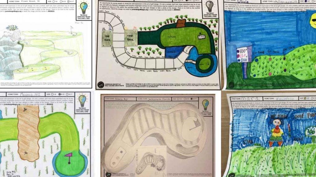 junior design contest entries