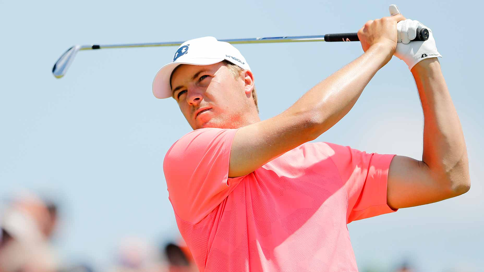 Jordan Spieth at AT&T Byron Nelson