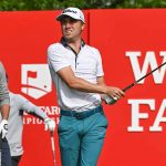 Justin Thomas at 2021 Wells Fargo Championship
