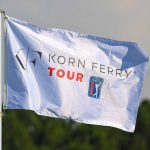 korn ferry tour flag