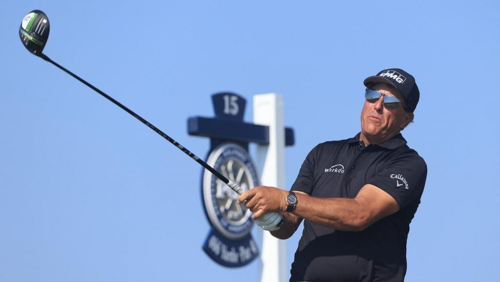 mickelson epic driver