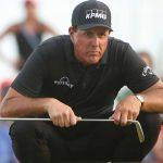 Phil Mickeoson at 2021 PGA Championship