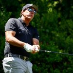 Phil Mickelson at 2021 Wells Fargo Championship
