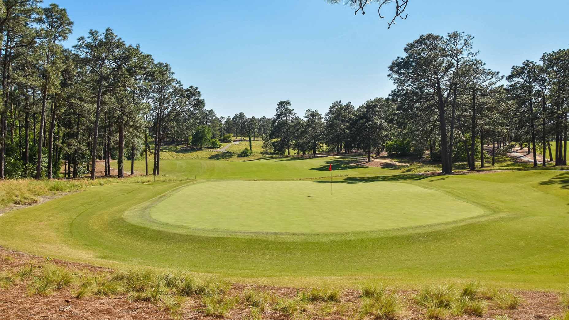 Pine Needles golf