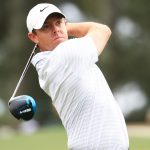 Rory McIlroy at 2021 Masters