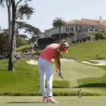Lexi Thompson was among those vying for a million-dollar check at the Olympic Club at the U.S. Women's Open.