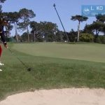 Lydia Ko driver from rough