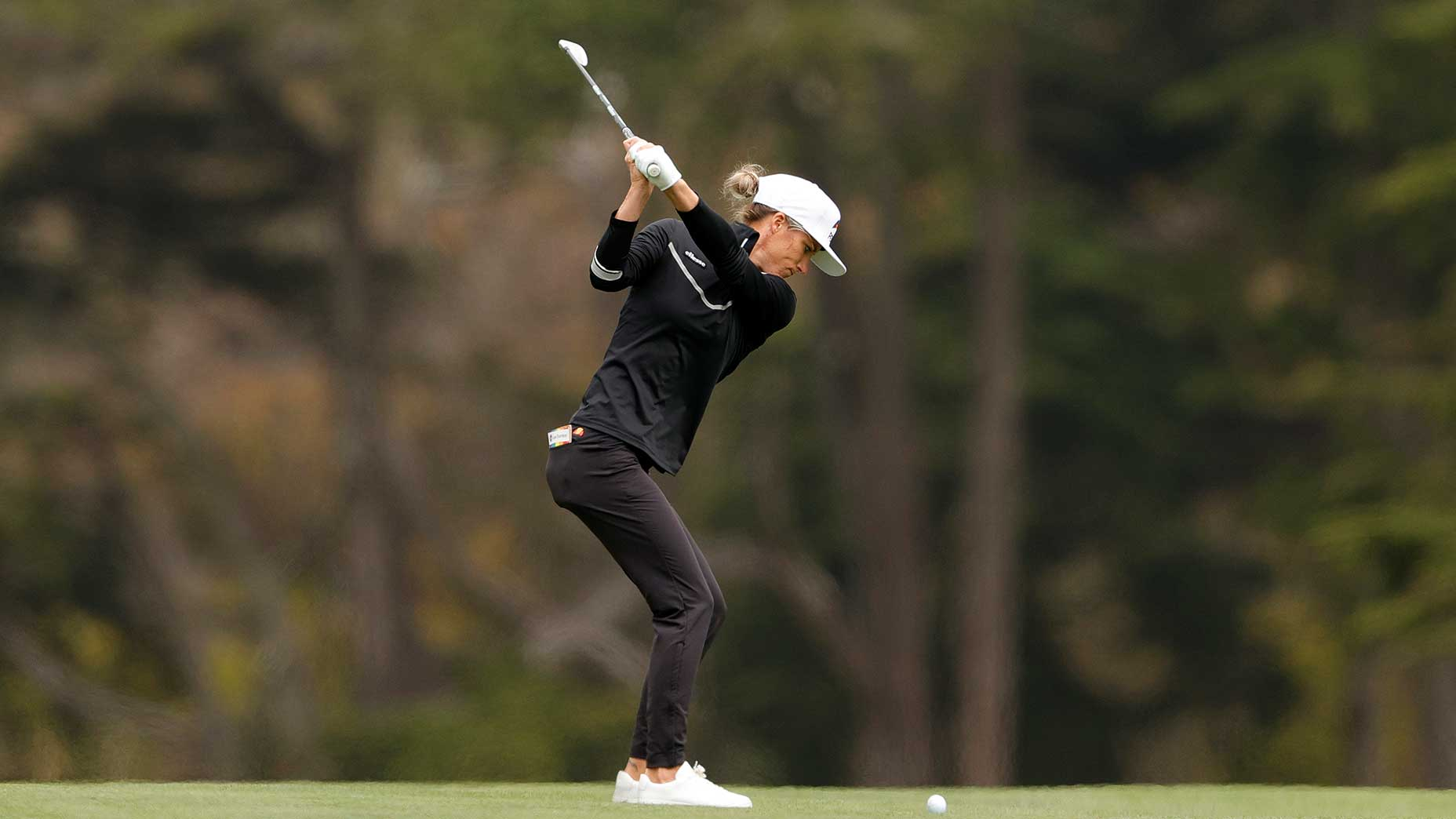 Mel Reid is one of the strongest players in the field at the U.S. Women's Open.
