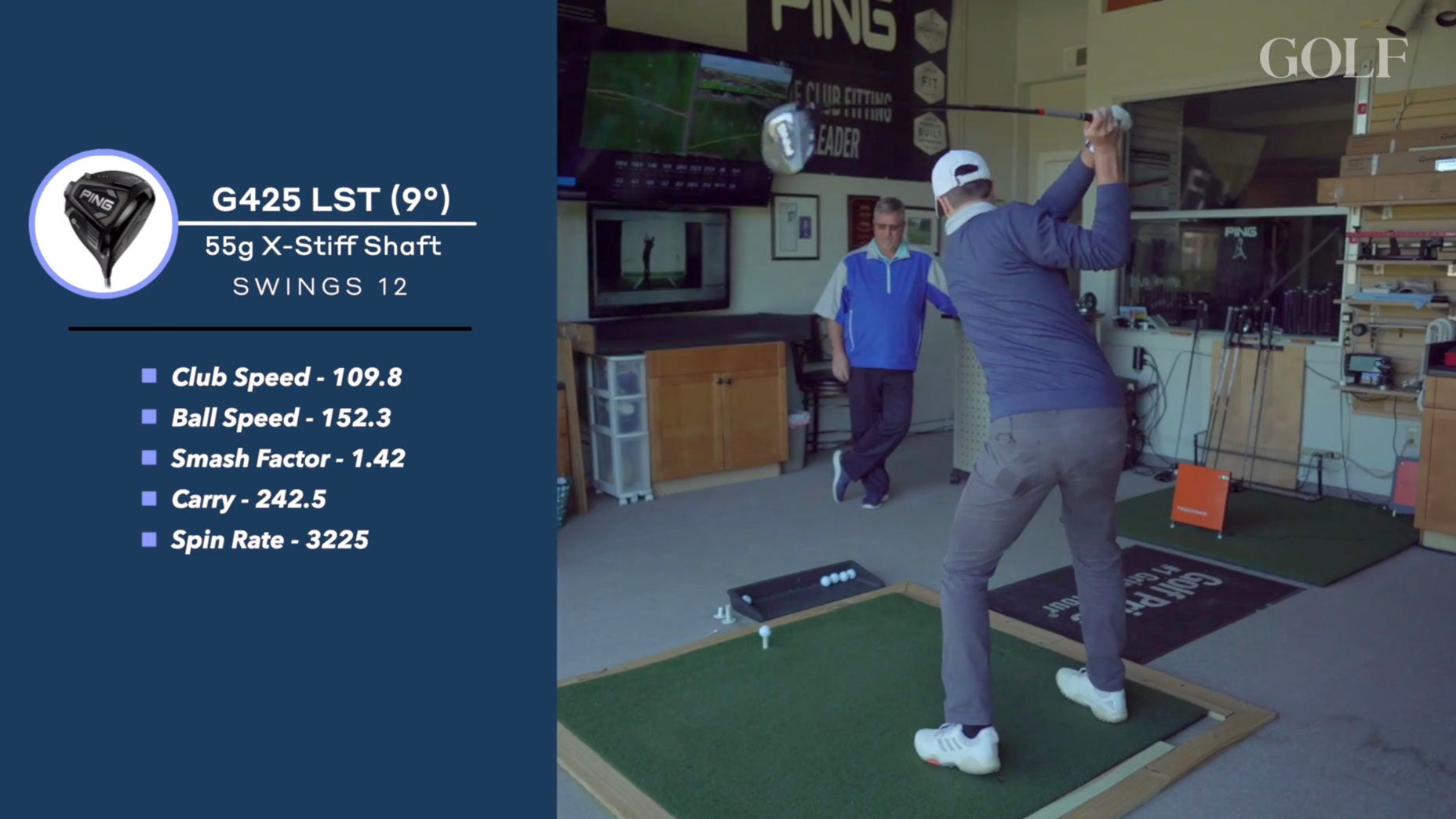 ping driver fitting
