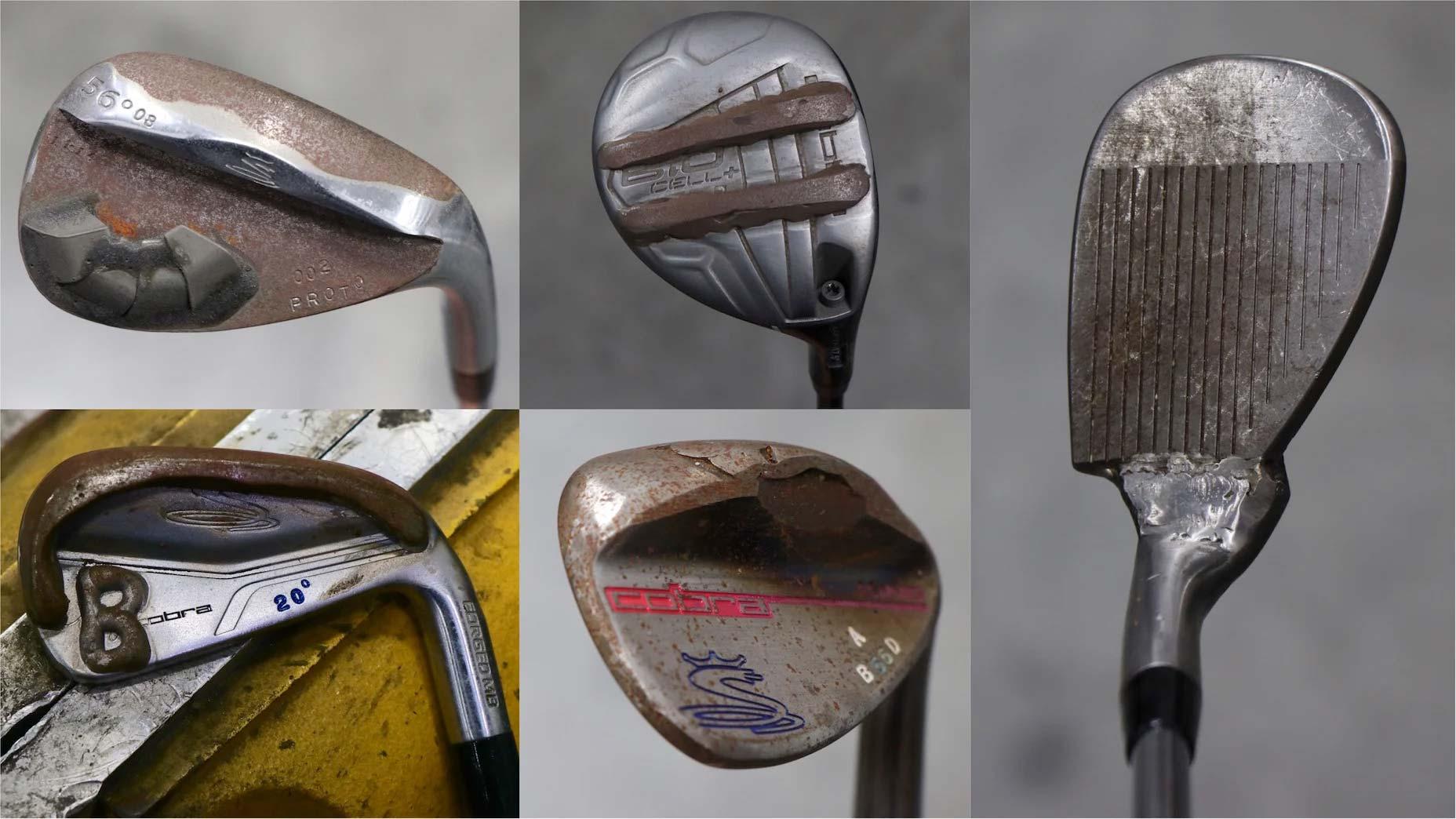 Bryson DeChambeau Cobra golf clubs