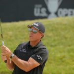 Phil Mickelson at 2021 U.S. Open