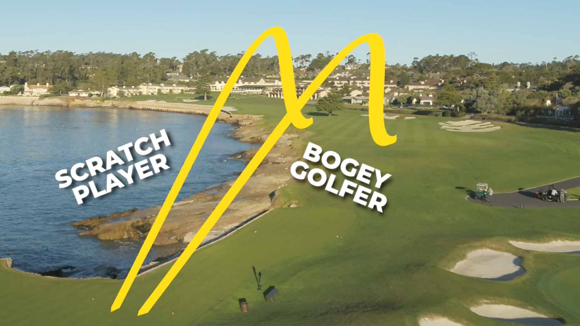 How a golf hole gets rated