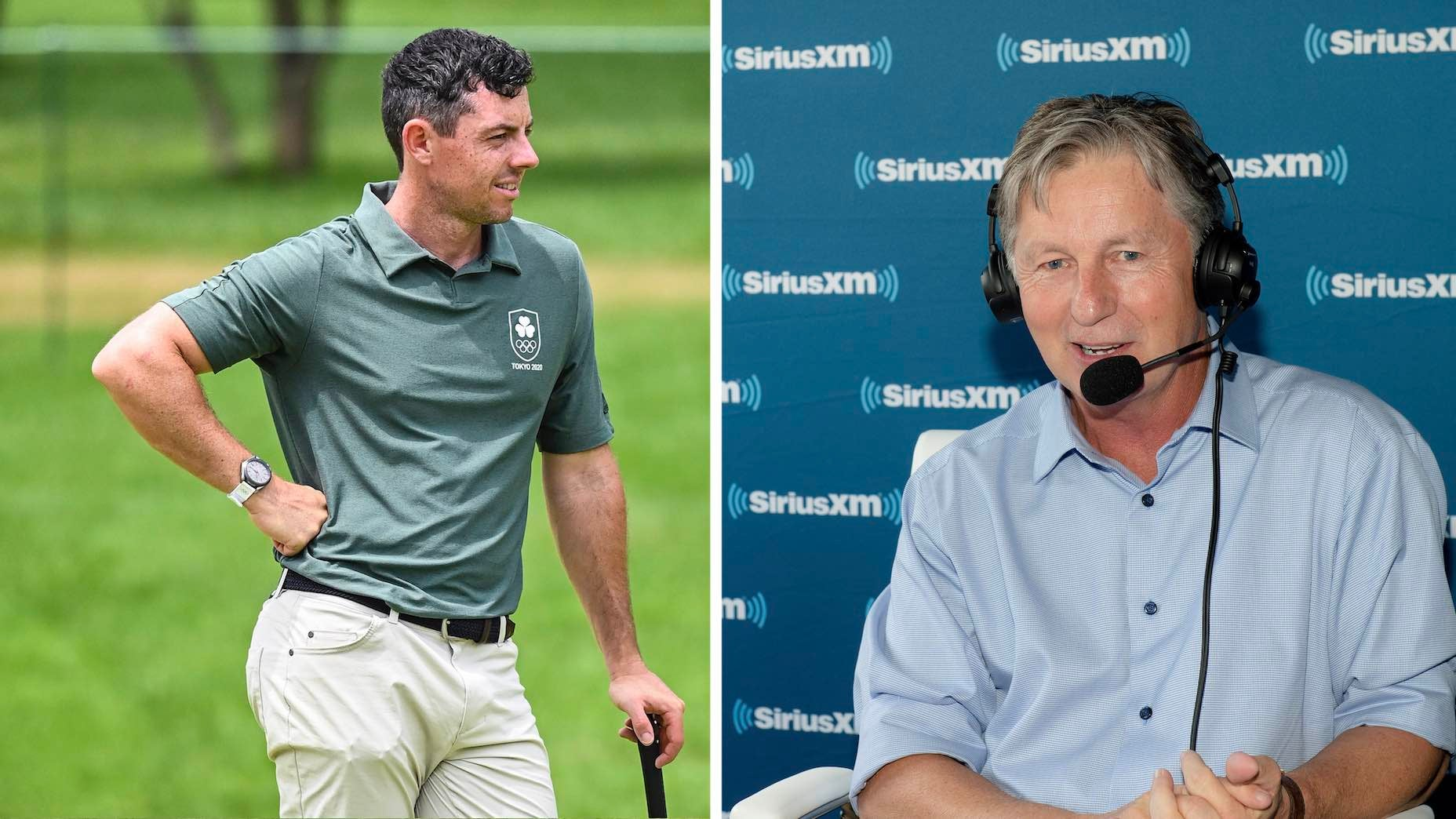 Rory McIlroy and Brandel Chamblee are worried about the ill effects of social media.