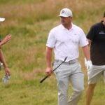Nicholas Poppleton played a practice round alongside Bryson DeChambeau and Phil Mickelson.