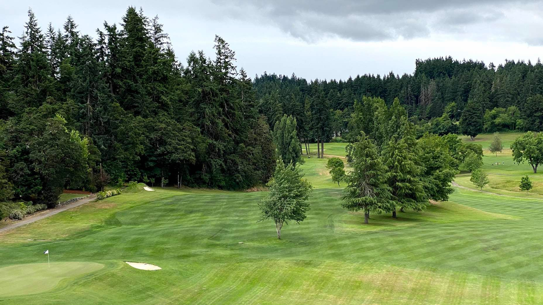 Laurelwood in Eugene, Ore. has become a leader in the organic golf space.