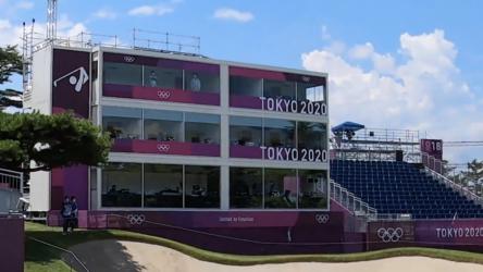 tokyo olympics golf event