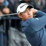 collin morikawa open championship friday