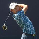 Collin Morikawa at 2021 British Open