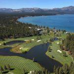 Edgewood Tahoe golf course in Nevada.