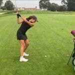 Emily Haas at Bethpage