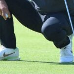 Golf shoes at 2021 British Open