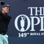 Phil Mickelson at 2021 British Open