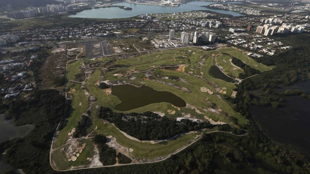 rio olympic golf course