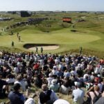 a green at royal st georges