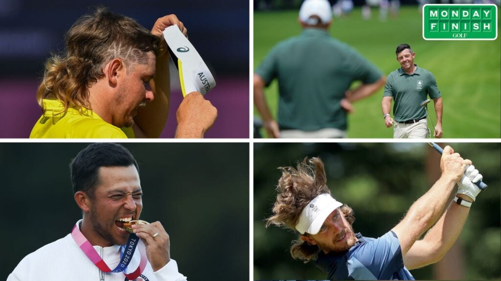 The faces of the 2021 Olympics told a fun story.