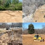 Building Overton Park golf course in Memphis.