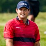 Patrick Reed is recovering after being hospitalized with bilateral pneumonia.