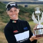 After years of hard work, Ryan O'Toole finally earned her first LPGA win.