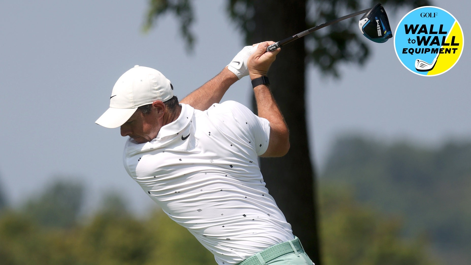 wall to wall rory mcilroy