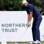 Dustin Johnson at Northern Trust