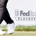 FedEx Cup Playoffs sign