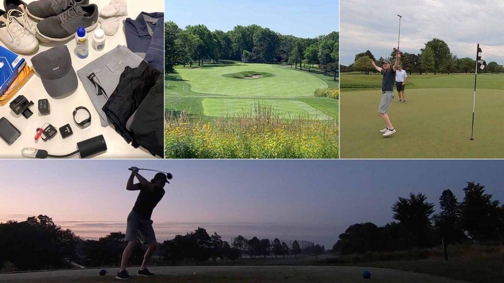 Keller Golf Course in Minnesota.