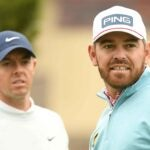 louis oosthuizen and rory mcilroy