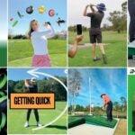 social media golf