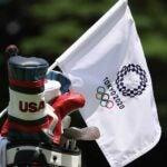 tokyo golf flag