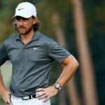 Tommy Fleetwood at the Wyndham Championship.