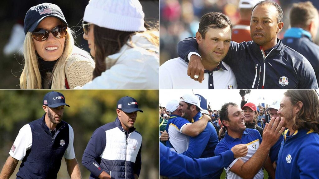 the most memorable moments from the 2018 ryder cup
