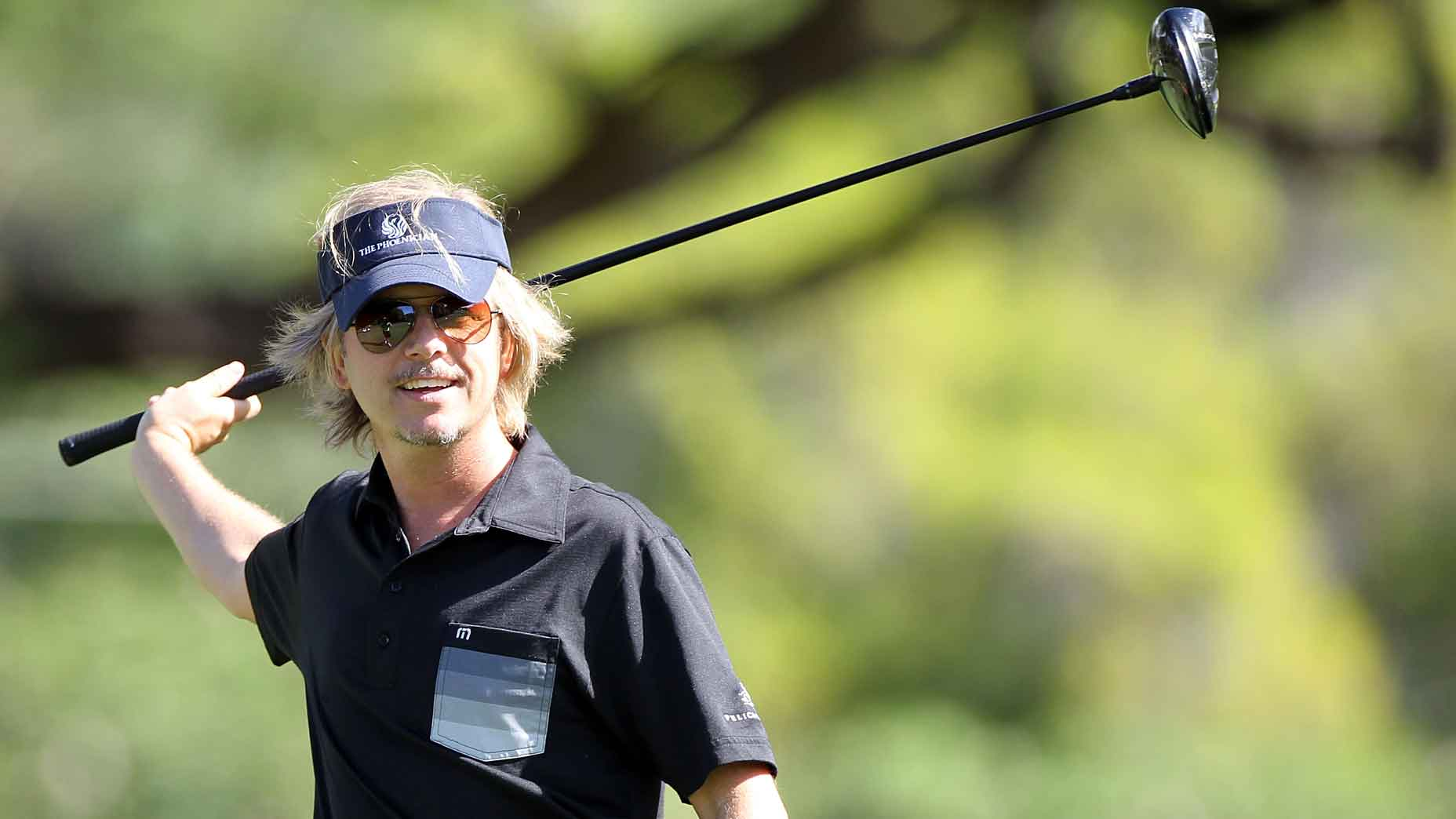 David Spade golf